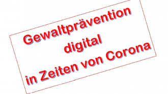 Gewaltprävention digital