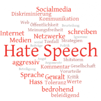 Word Cloud Hatespeech